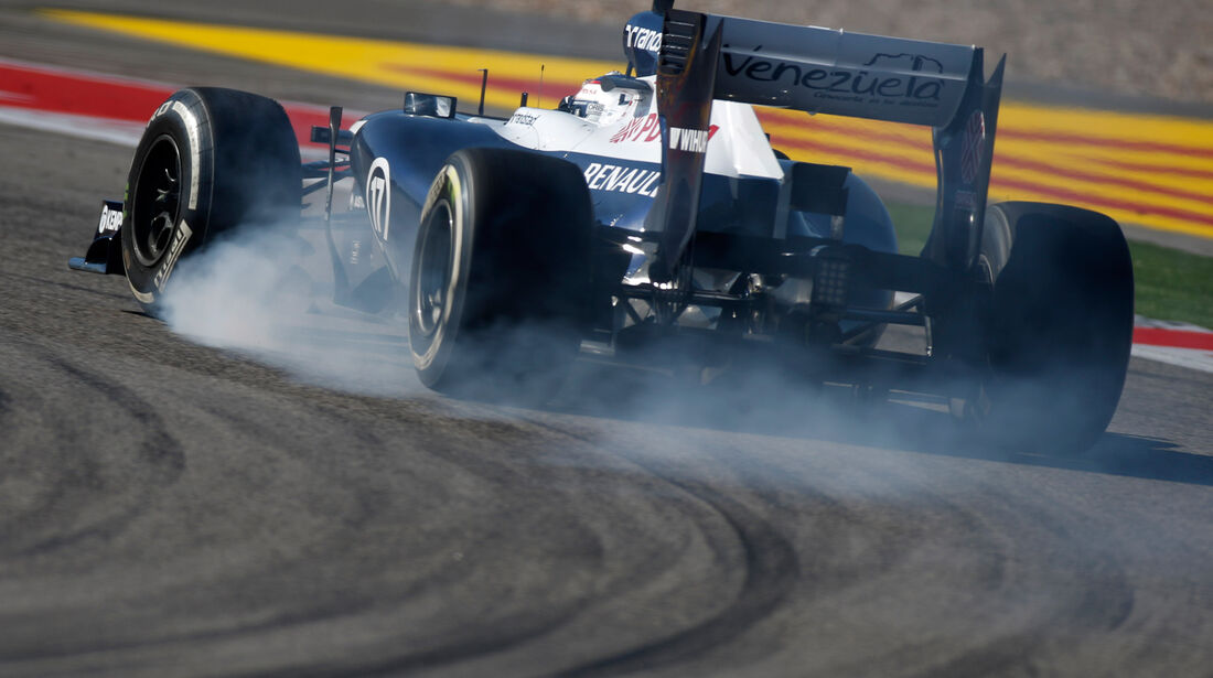 Williams - GP USA 2013
