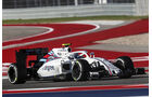 Williams - Halo-Test - Formel 1 - 2016