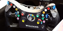 Williams - Lenkrad 2014