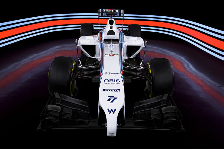 Williams Martini Racing, Formel 1