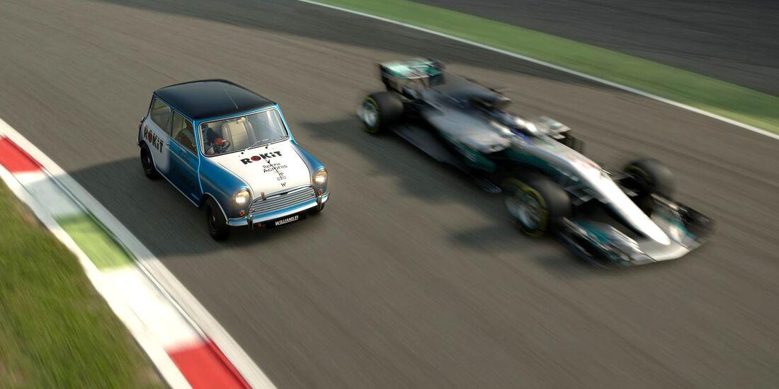 Williams - Mini in F1-Designs - 2019
