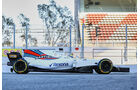 Williams - Profil - F1 - Barcelona Test 2017