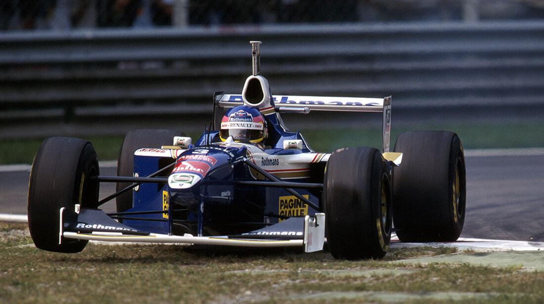 Williams-Renault FW19