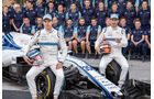 Williams - Sergey Sirotkin - Robert Kubica - GP Abu Dhabi 2018