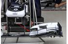 Williams - Technik - Y250 - Frontflügel - 2013