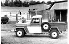 Willys Overland Jeep Truck 1947-1965