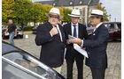 Wim Oude Weernink, Bernd Ostmann und Jacky Ickx