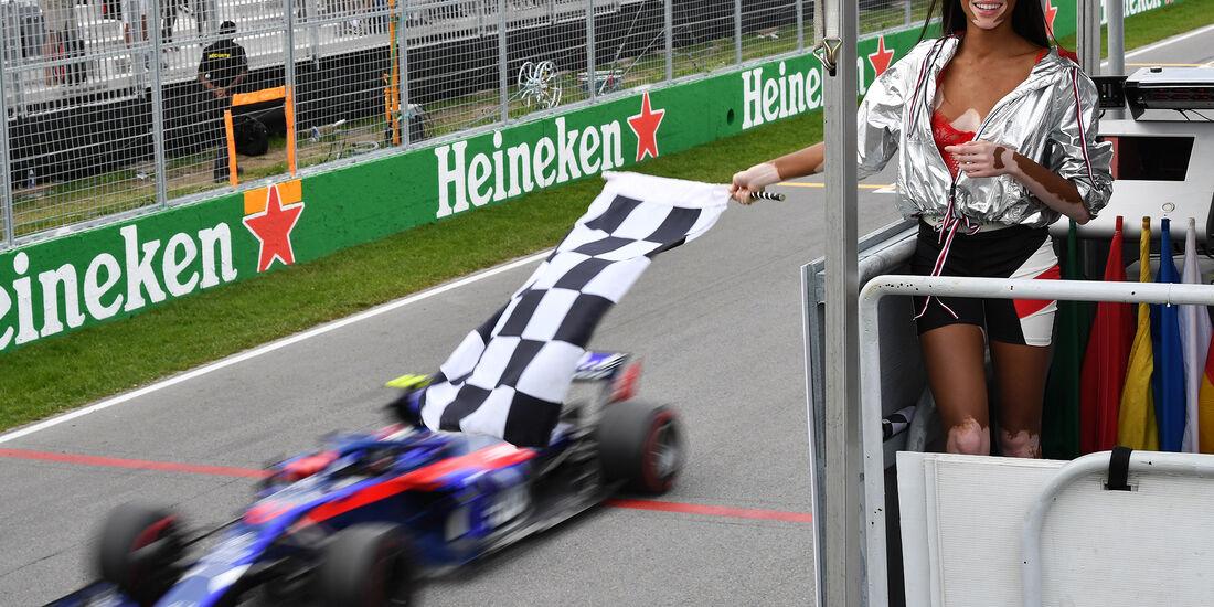 Winnie Harlow - Formel 1 - GP Kanada 2018
