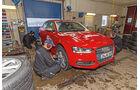 Winterreifentest 2014, Größe 205/55 R 16, Audi S3