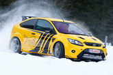 Wolf-Ford Focus RS, Frontansicht
