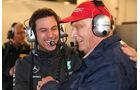 Wolff & Lauda - GP USA 2015