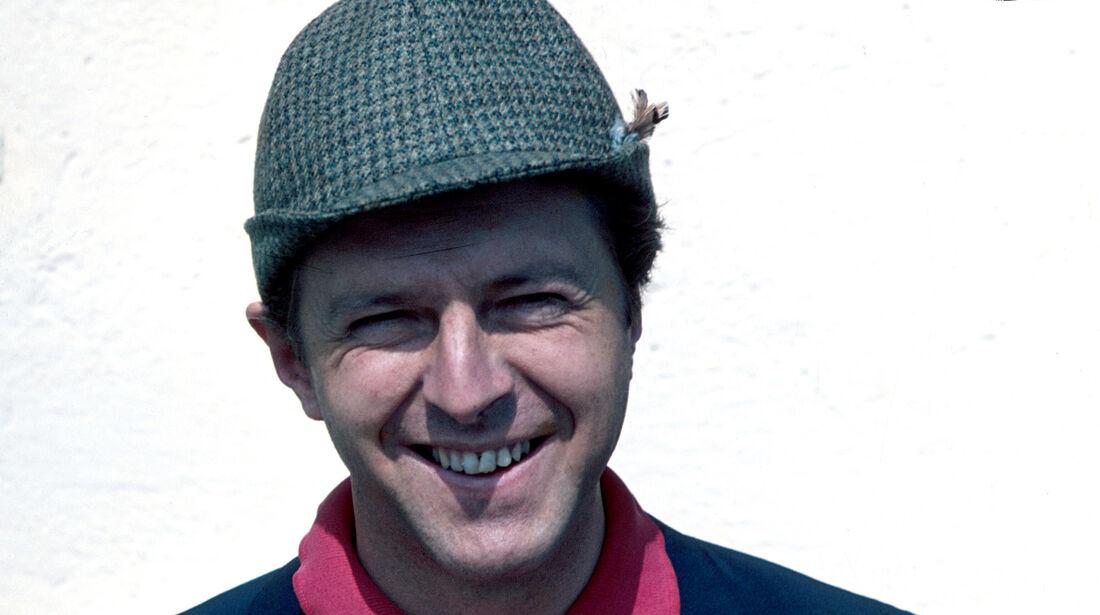 Wolfgang Graf Berghe von Trips - GP Italien 1961