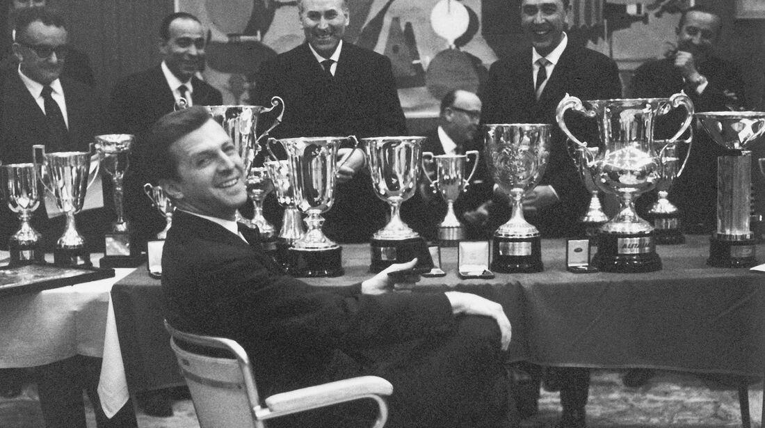 Wolfgang Graf Berghe von Trips - Pokale