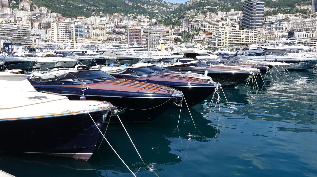 Yachten - Formel 1 - GP Monaco 2018