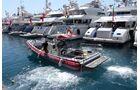 Yachten - Formel 1 - GP Monaco - 23. Mai 2014