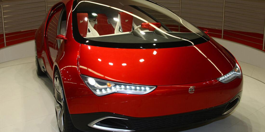 Yo Auto Concept Car IAA 2011