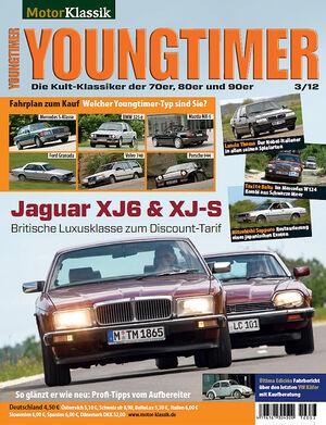 Youngtimer - Hefttitel, Titel  03/2012