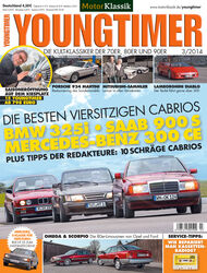 Youngtimer - Hefttitel, Titel  03/2014