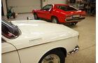 ZF-Archiv, BMW 2000 C, Alfa Romeo Montreal