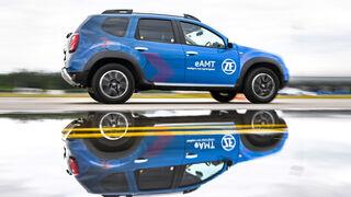 ZF eAMT Hybrid-Achskonzept 2018