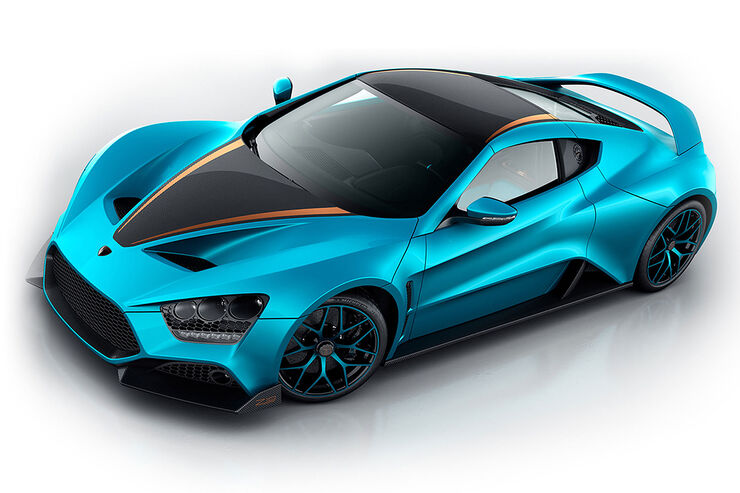 Zenvo 10th Anniversary