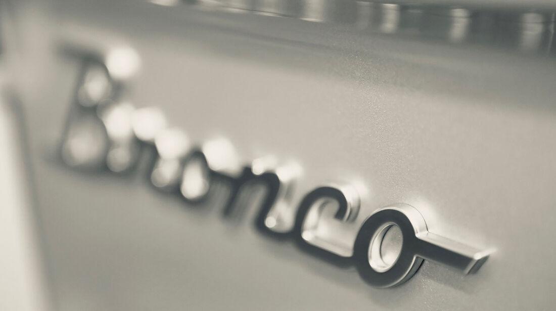 Zero Labs Electric Classic Ford Bronco