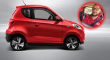 Zhidou D2S Fahrbericht 2019 Elektroauto China Microcar