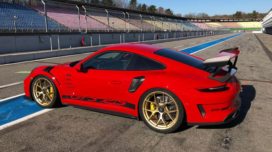 a-workx-Porsche 911 GT3 RS - Tuning - Coupé - sport auto Award 2019