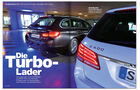 ams 07/2014 VT BMW 535i X-Drive vs MB E 400 T 4-Matic