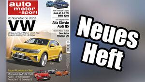ams 16/2017 - Neues Heft - Vorschau