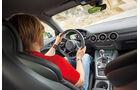 ams 19/14, Audi TTS Cockpit