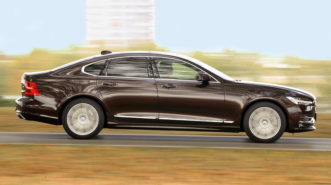 ams0219, Vergleichstest, Volvo S90 D5 AWD, Exterieur