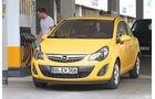 ams15/2012, Kleinwagen, 100 g/km CO2, Opel Corsa,