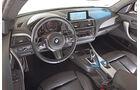 asv 1814, BMW 220i, Cockpit