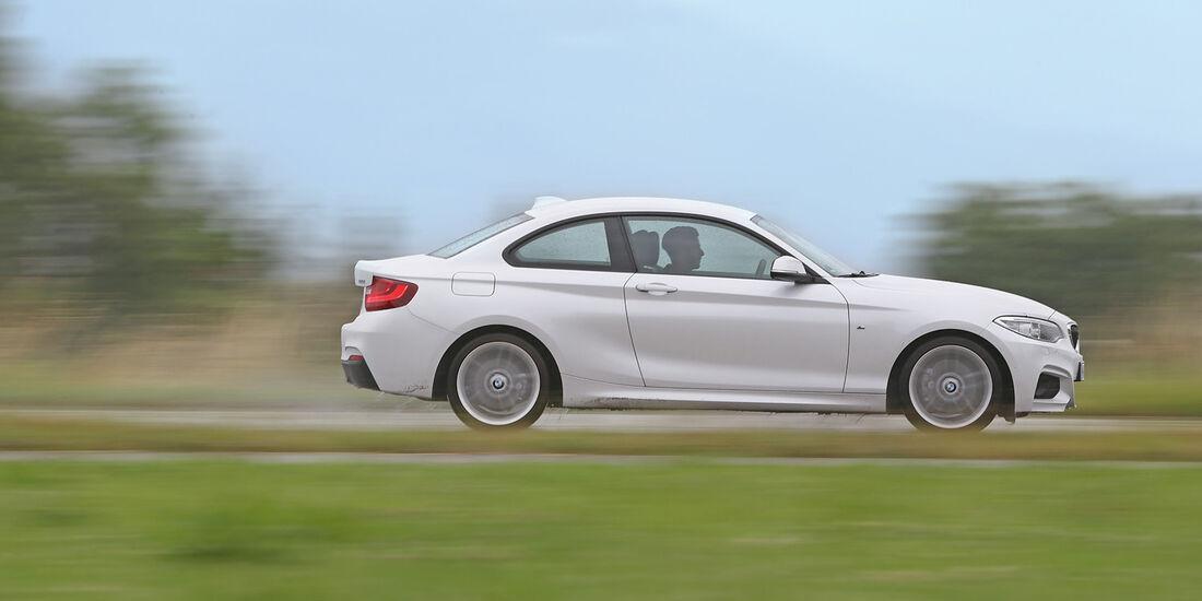 asv 1814, BMW 220i