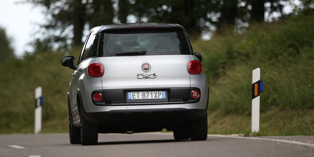 asv 1814, Kial Soul, Fiat 500 L