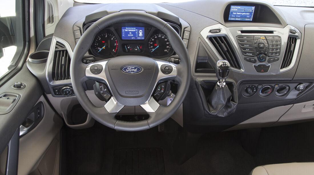asv 2014, Ford, Cockpit