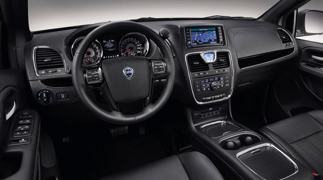 asv 2014, Lancia, Cockpit