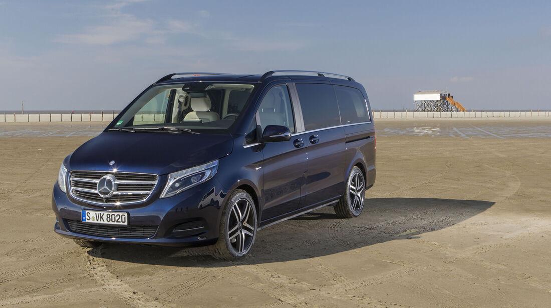 asv 2014, Mercedes