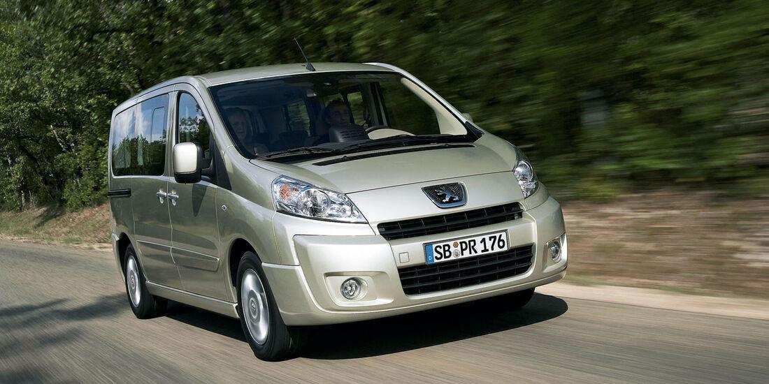 asv1314, Peugeot Expert Tepee, die besten Familienautos