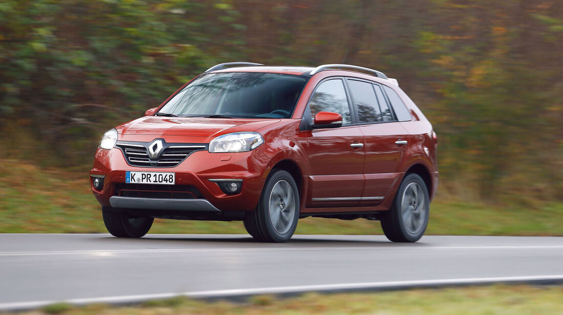 asv1314, Renault Koleos, die besten Familienautos