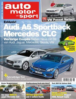 auto motor und sport (15/2014)