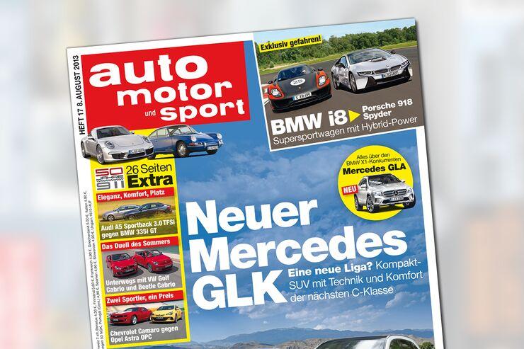 auto motor und sport (17/2013)