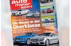 auto motor und sport 3 / 2015 Titel