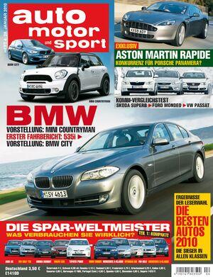 auto motor und sport Heft 04/2010