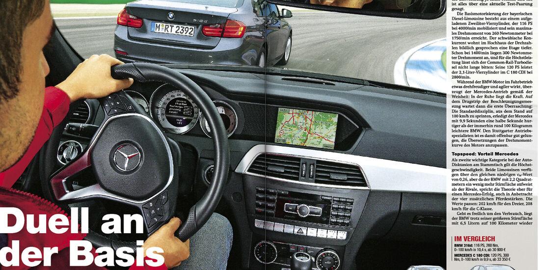 auto motor und sport Heft 05/ 2013 Inhalt