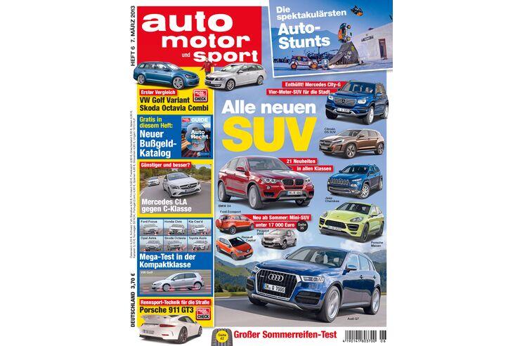 auto motor und sport - Heft 06/2013