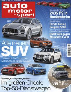 auto motor und sport Heft 09/2017