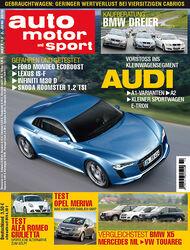 auto motor und sport - Heft 13/2010