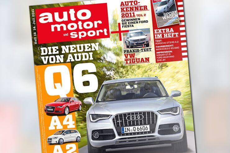 auto motor und sport Heft 16/2011
